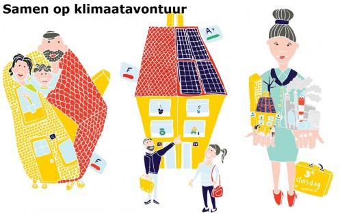 Samen met bewoners op klimaatavontuur