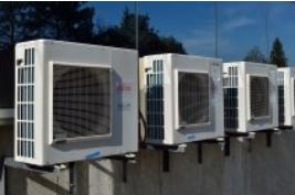 Stijgende energievraag door toename airco's